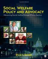 9781483377889-1483377881-Social Welfare Policy and Advocacy: Advancing Social Justice through 8 Policy Sectors