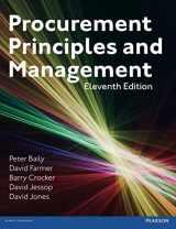 9781292016016-1292016019-Procurement, Principles & Management