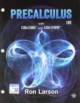 9781337605090-1337605093-Bundle: Precalculus, Loose-leaf Version, 10th + WebAssign, Single-Term Printed Access Card
