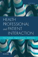 9780323533621-0323533620-Health Professional and Patient Interaction