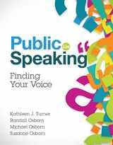 9780134380926-0134380924-Public Speaking (11th Edition)