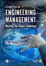 9781498730075-1498730078-Engineering Management: Meeting the Global Challenges, Second Edition