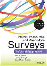 9781118456149-1118456149-Internet, Phone, Mail, and Mixed-Mode Surveys: The Tailored Design Method