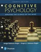 9780134003405-0134003403-Cognitive Psychology: Applying The Science of the Mind -- Books a la Carte (4th Edition)