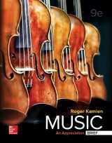 9781259870545-1259870545-Music: An Appreciation, Brief Edition