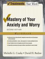 9780195300017-0195300017-Mastery of Your Anxiety and Worry: Workbook (Treatments That Work)