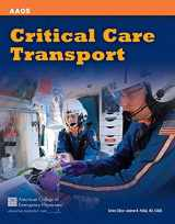 9781449642587-1449642586-Critical Care Transport