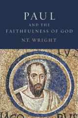 9780800626839-0800626834-Paul and the Faithfulness of God