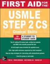 9780071804264-0071804269-First Aid for the USMLE Step 2 CS