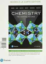 9780134555638-0134555635-Chemistry: The Central Science, Books a la Carte Edition