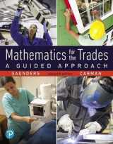9780134756967-0134756967-Mathematics for the Trades: A Guided Approach (What's New in Trade Math)