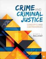 9781483318738-1483318737-Crime and Criminal Justice: Concepts and Controversies