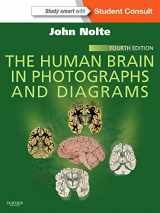 9781455709618-1455709611-The Human Brain in Photographs and Diagrams: With STUDENT CONSULT Online Access