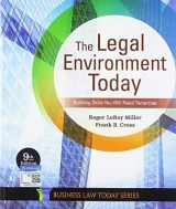9780357038192-0357038193-The Legal Environment Today