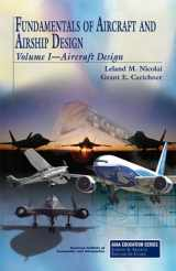 9781600867514-1600867510-Fundamentals of Aircraft and Airship Design (AIAA Education Series)