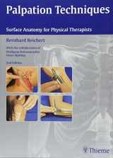 9783131463425-3131463422-Palpation Techniques: Surface Anatomy for Physical Therapists