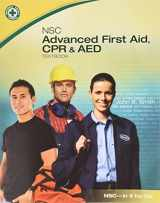 9780073519999-0073519995-NSC Advanced First Aid, CPR & AED