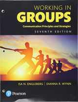 9780134415529-0134415523-Working in Groups: Communication Principles and Strategies -- Books a la Carte (7th Edition)