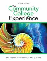 9780321980151-0321980158-The Community College Experience (4th Edition)