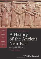 9781118718162-111871816X-A History of the Ancient Near East, ca. 3000-323 BC, 3rd Edition (Blackwell History of the Ancient World)
