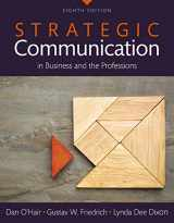 9780134011684-0134011686-Strategic Communication in Business and the Professions -- Books a la Carte (8th Edition)