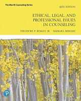 9780135183816-0135183812-Ethical, Legal, and Professional Issues in Counseling (6th Edition) (The Merrill Counseling)