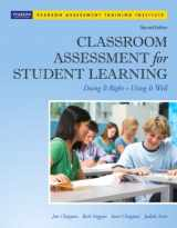 9780132685887-0132685884-Classroom Assessment for Student Learning: Doing It Right - Using It Well (2nd Edition) (Assessment Training Institute, Inc.)