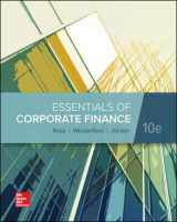 9781260013955-1260013952-Essentials of Corporate Finance
