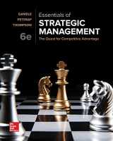 9781259927638-1259927636-Essentials of Strategic Management: The Quest for Competitive Advantage