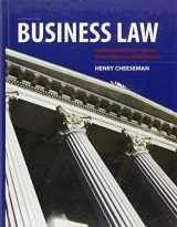 9780132890410-0132890410-Business Law (8th Edition)