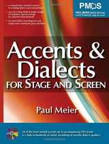 9780615461502-0615461506-Accents and Dialects for Stage and Screen (with 12 CDs)