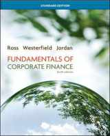 9780078034633-0078034639-Fundamentals of Corporate Finance Standard Edition (McGraw-Hill/Irwin Series in Finance, Insurance, and Real Estate)