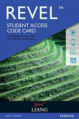9780134167008-0134167007-Revel for Liang Java -- Access Card