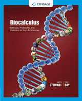 9781305114036-1305114035-Biocalculus: Calculus, Probability, and Statistics for the Life Sciences