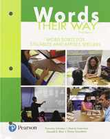 9780134530710-0134530713-Words Their Way: Word Sorts for Syllables and Affixes Spellers (Words Their Way Series)