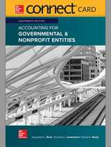 9781260190052-1260190056-Connect Access Card for Accounting for Governmental & Nonprofit Entities