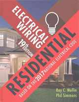 9781337101844-1337101842-Electrical Wiring Residential