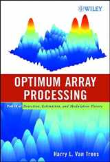 9780471093909-0471093904-Optimum Array Processing: Part IV of Detection, Estimation, and Modulation Theory