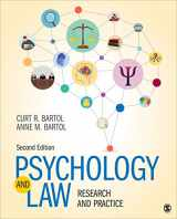 9781544338873-1544338872-Psychology and Law: Research and Practice