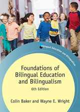 9781783097203-1783097205-Foundations of Bilingual Education and Bilingualism (Bilingual Education & Bilingualism)