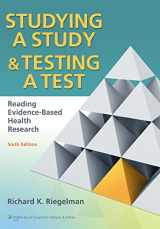 9780781774260-0781774268-Studying A Study and Testing a Test: Reading Evidence-based Health Research