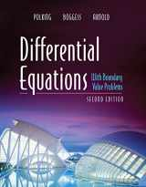 9780134689500-013468950X-Differential Equations with Boundary Value Problems (Classic Version) (2nd Edition) (Pearson Modern Classics for Advanced Mathematics Series)