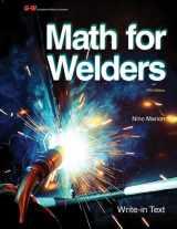9781605259000-1605259004-Math for Welders