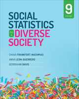9781544339733-1544339739-Social Statistics for a Diverse Society