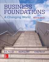 9781259685231-1259685233-Business Foundations: A Changing World