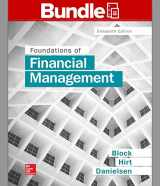 9781259687983-1259687988-Loose Leaf Foundations of Financial Management with Connect Access Card