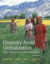 9780321948892-0321948890-Diversity Amid Globalization: World Regions, Environment, Development Plus Mastering Geography with eText -- Access Card Package (6th Edition)