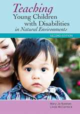 9781598572568-1598572563-Teaching Young Children with Disabilities in Natural Environments
