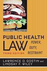 9780520282650-0520282655-Public Health Law: Power, Duty, Restraint