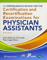 9781496368782-1496368789-A Comprehensive Review for the Certification and Recertification Examinations for Physician Assistants